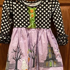 Eleanor rose Halloween dress size 3